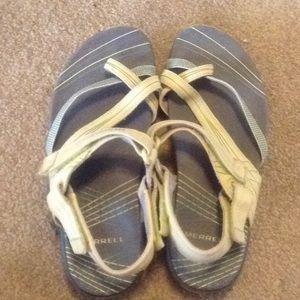 Merrell Sandals sz 6
